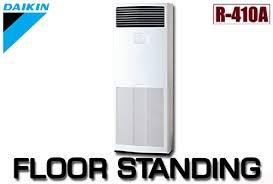 standing floor daikin